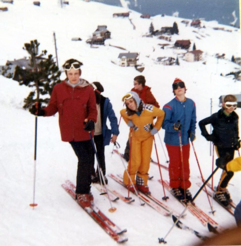 Skifreiziet Im Kleinen Walsertal